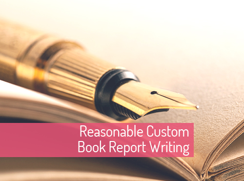 Custom Book Report Writing