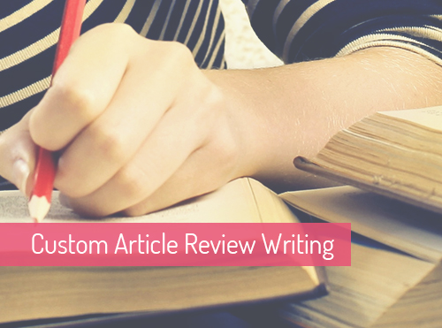 Custom Article Review