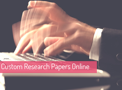 Customized term papers